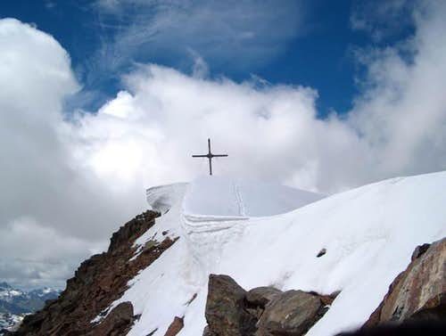 The summit. July 2004.