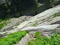 Scramble up Hungtington Ravine