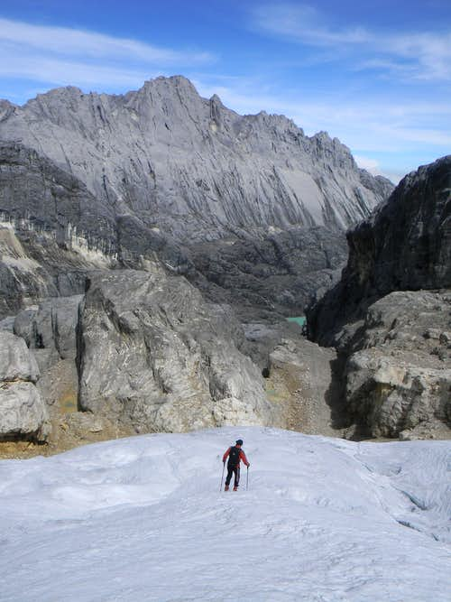 Cartstensz from the glacier