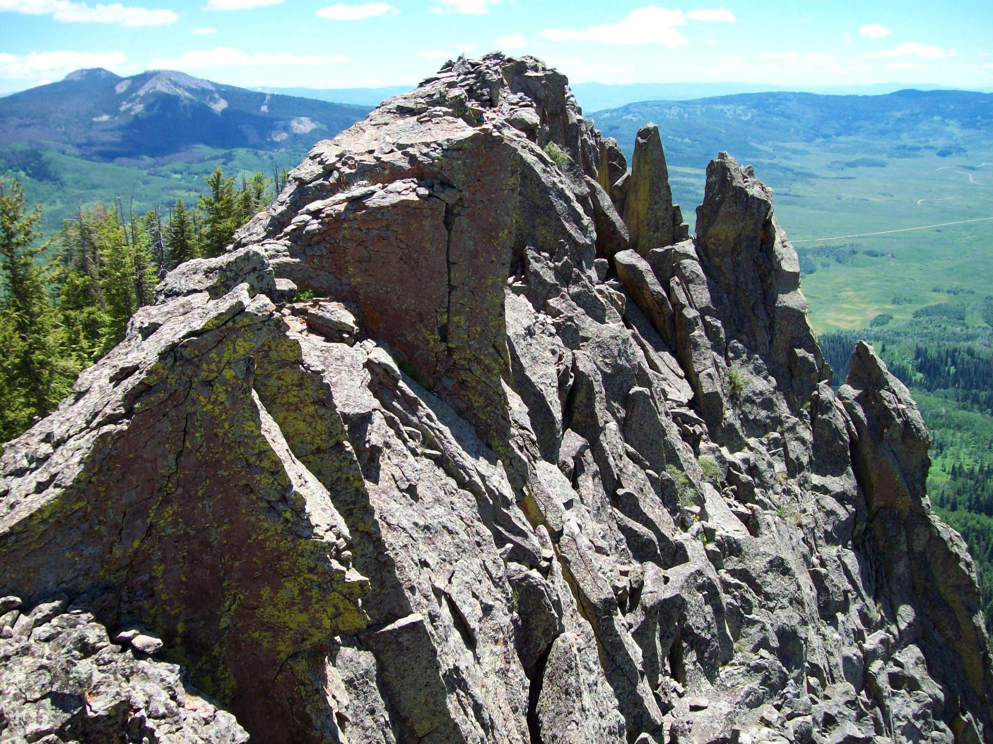 Saddle Mountain via Southeast Ridge