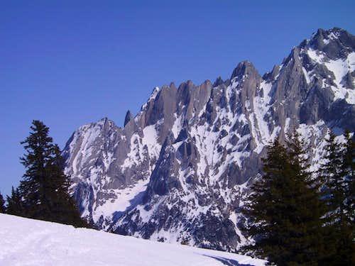 A choice of Engelhorn peaks