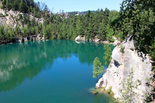 Sand Mine Lake