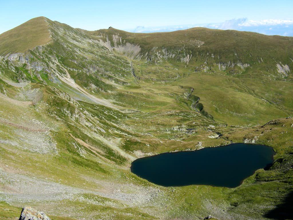 Urlea lake