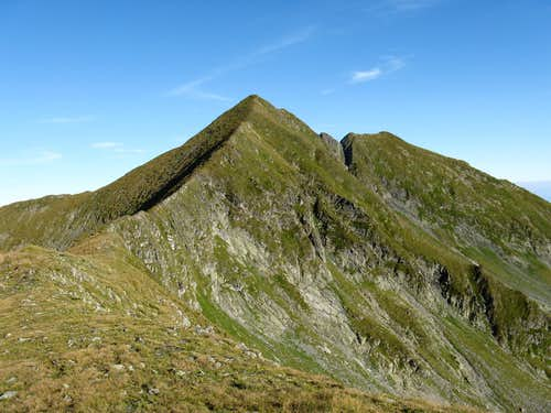 Moldoveanu summit  (2544m)