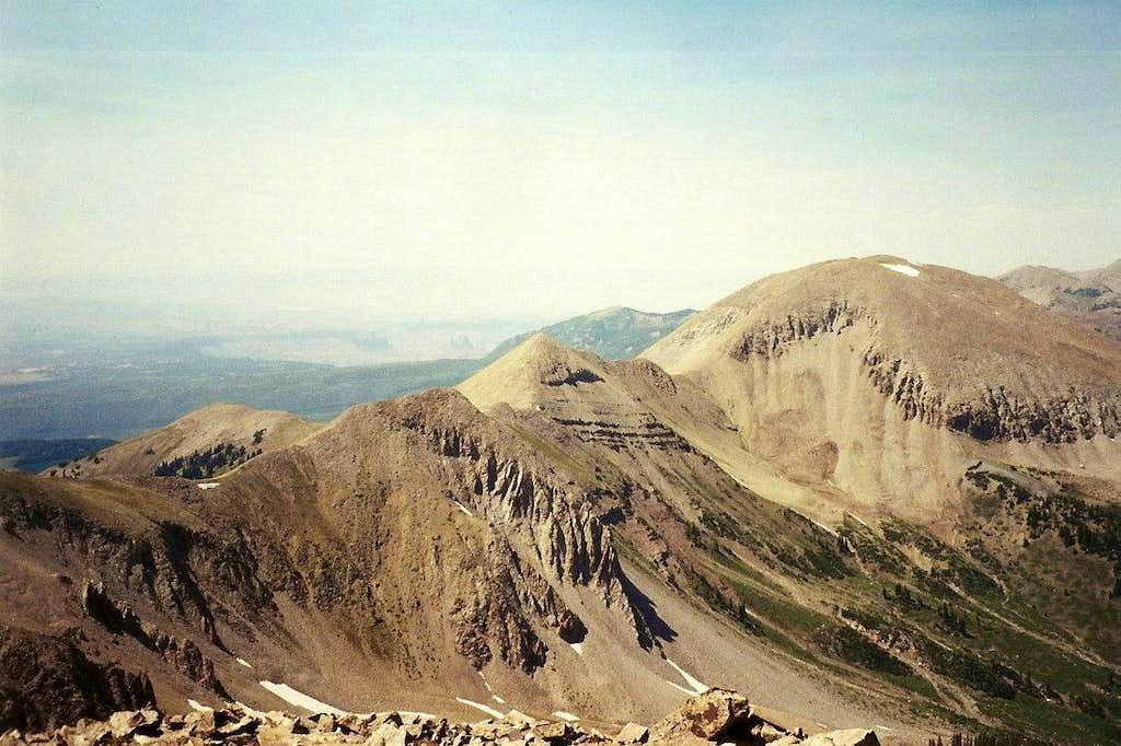 Laurel Peak