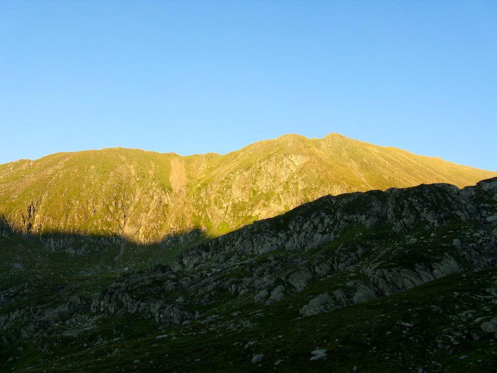 Arpaşu Mare summit (2468m)