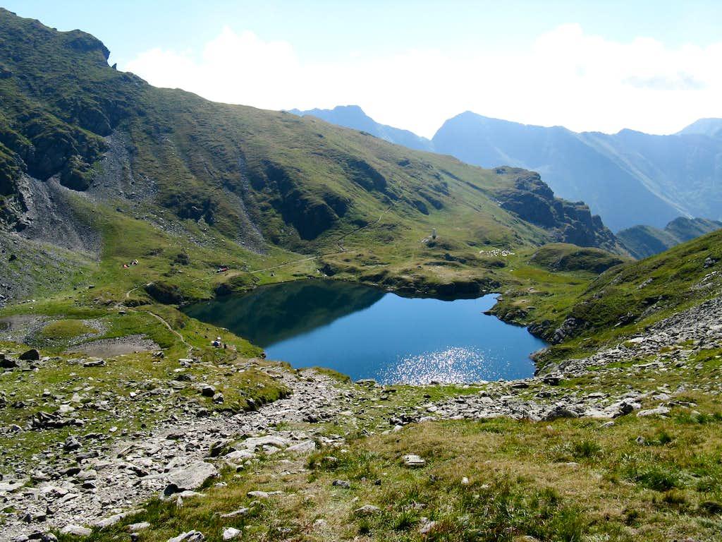 Capra lake