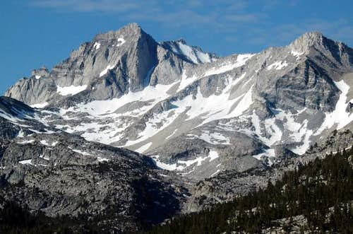 Bear Creek Spire - July 2004