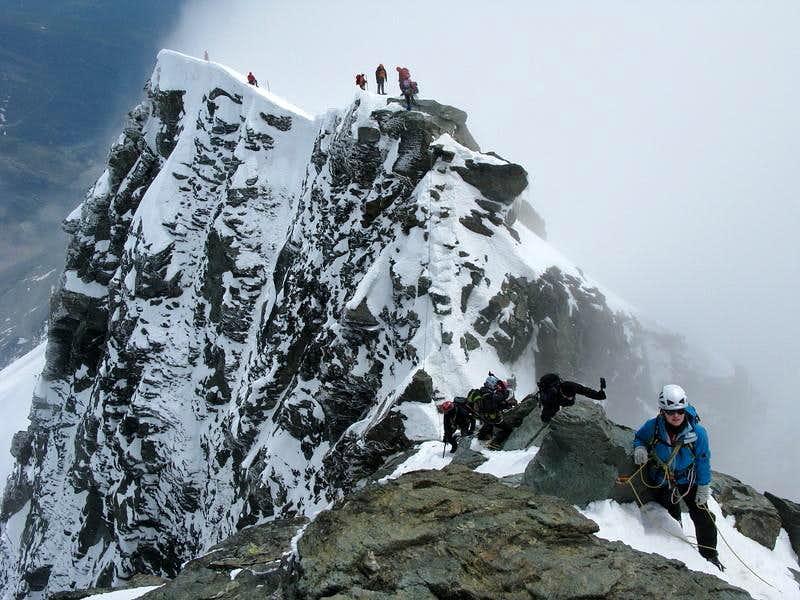 Kleinglockner ridge