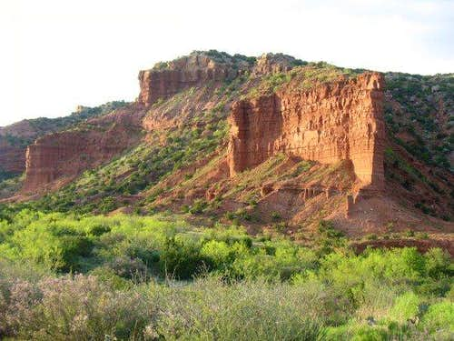 Caprock Canyon State Park, TX