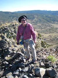 Cerro Parido summit