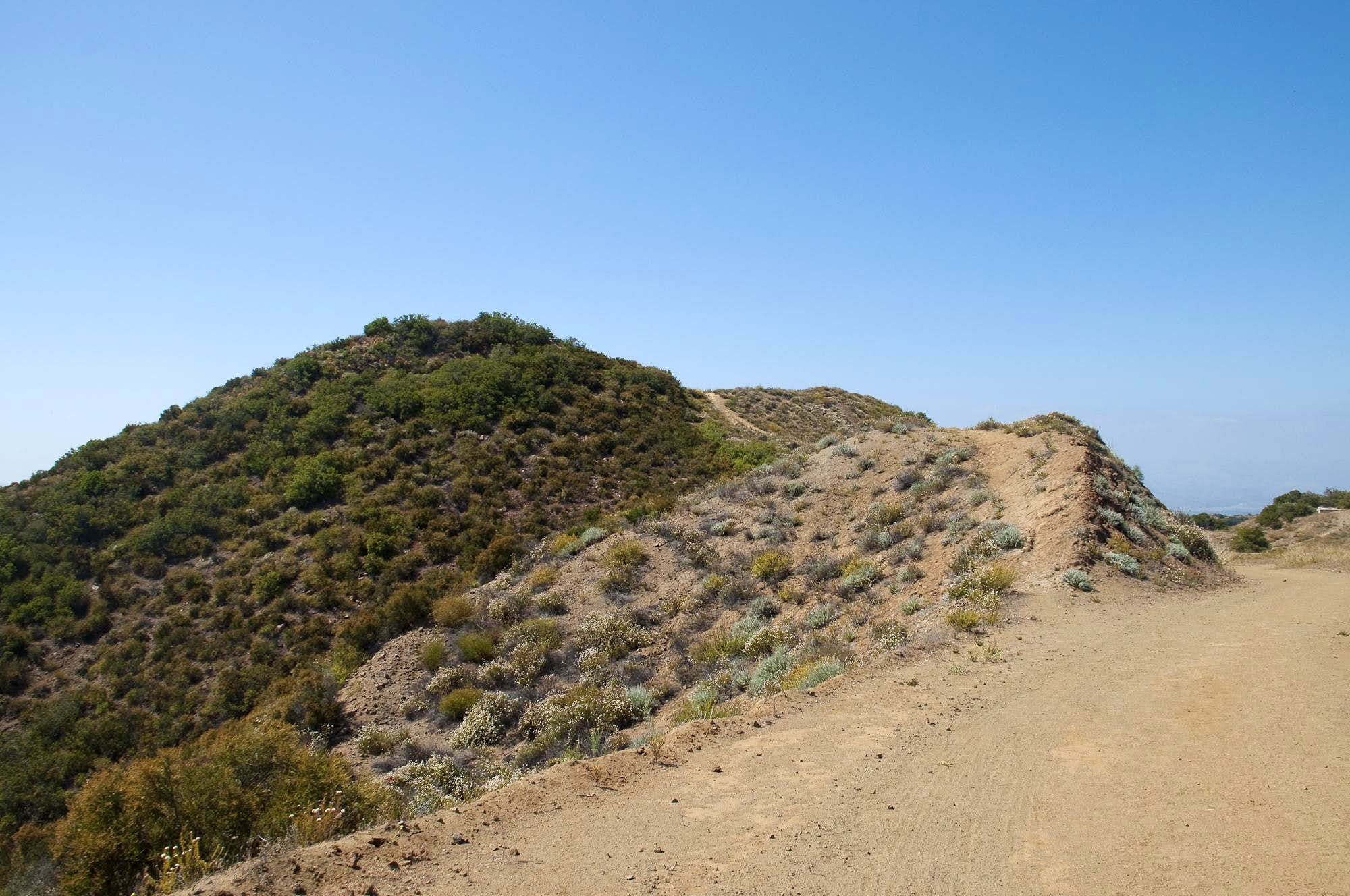Calabasas Peak via Red Rock Canyon