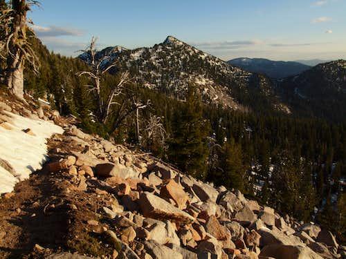 Peak 8525, Elkhorn Mountains