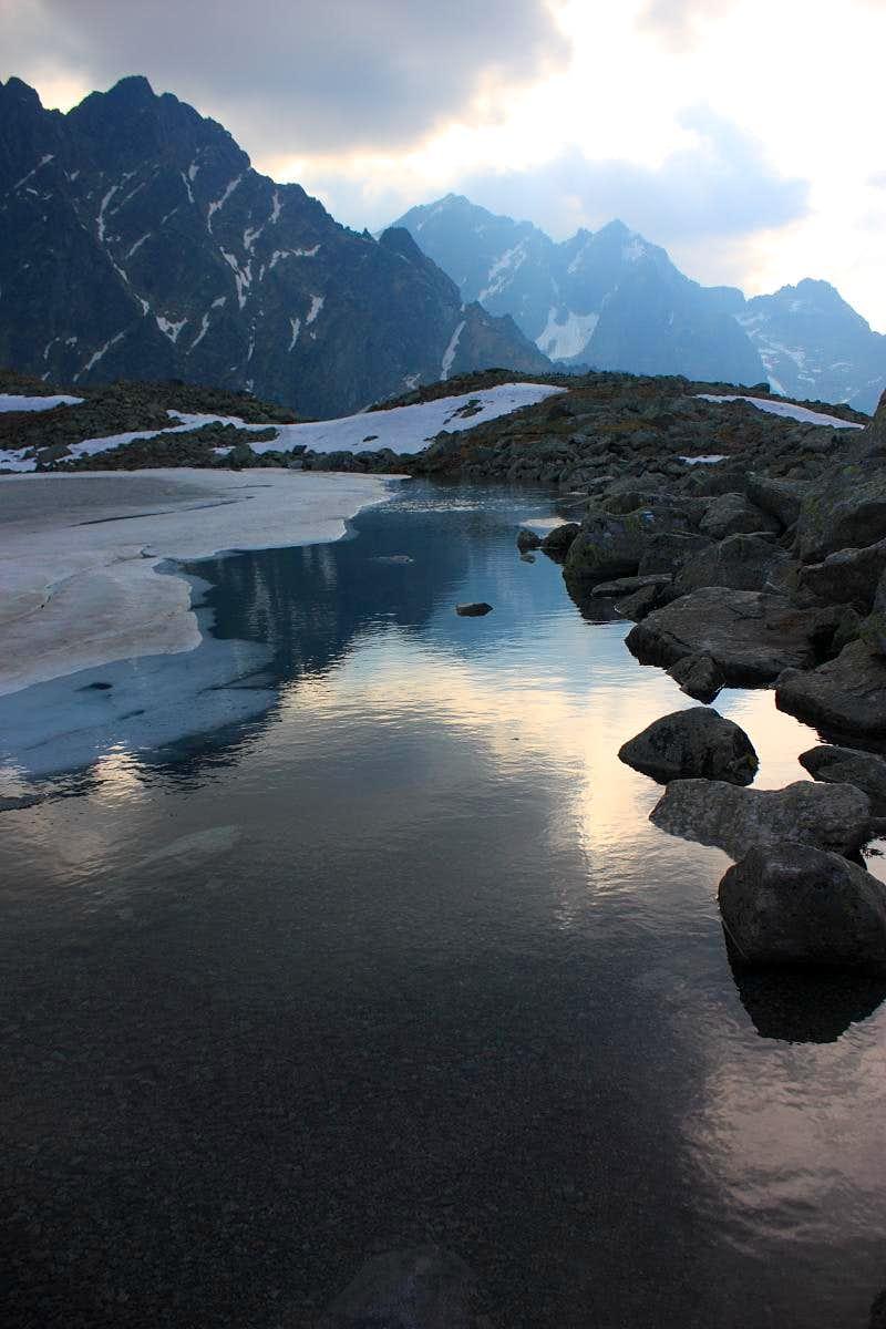 Ltivorove Pleso - High Tatras