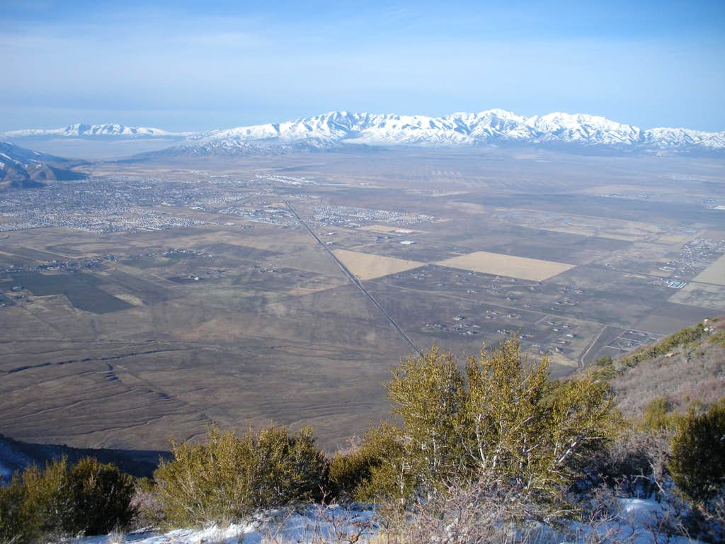 South Stansbury Range