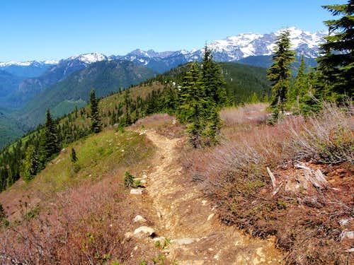 West Cady Ridge