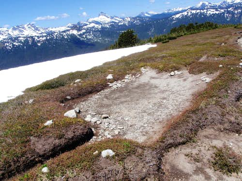 Old Lookout Site?