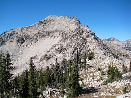 Glens Peak