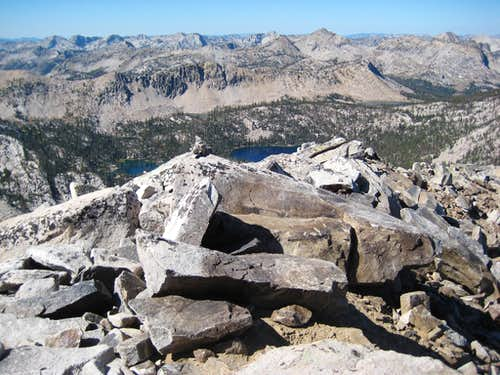 Glens Peak-Summit
