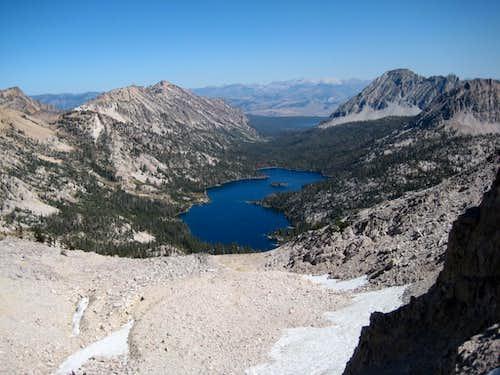 Imogene and Parks Peaks