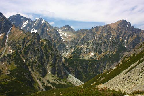 High Tatras in June