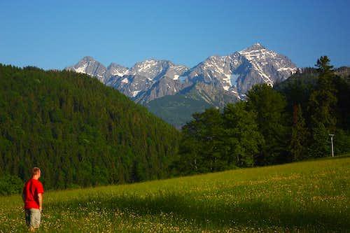 In Tatras