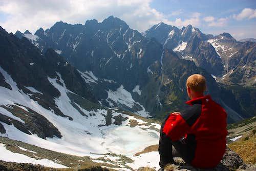 Above Litvorova valley