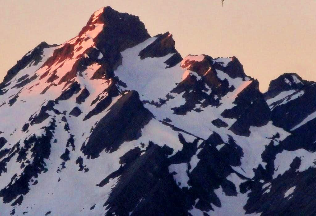 Del Campo Alpenglow