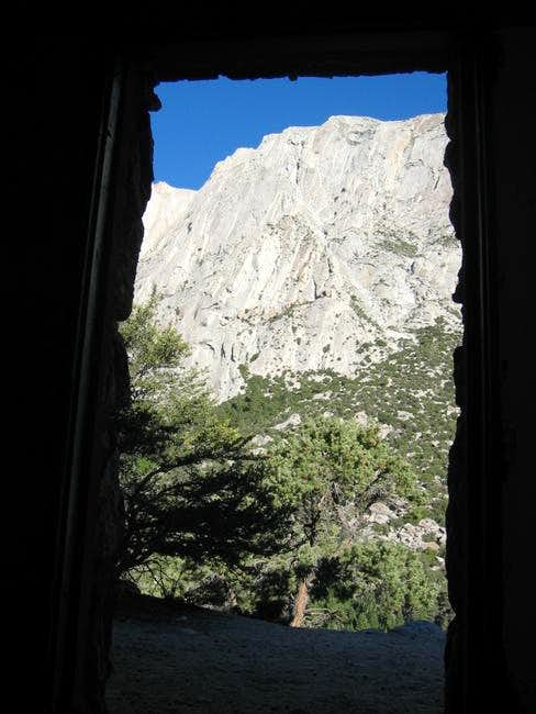 The South Face of Lone Pine...
