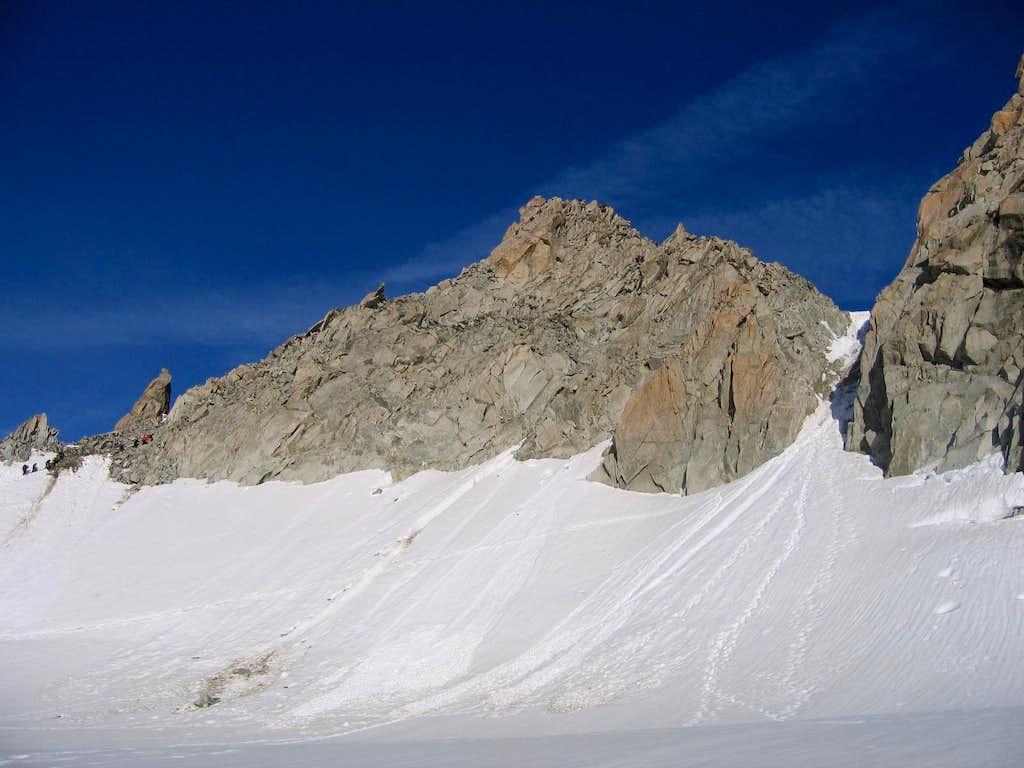 South Peak of Aiguille du Tour