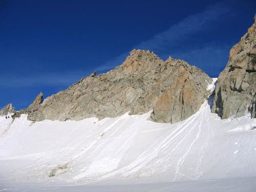 South Peak of Aiguille du Tour