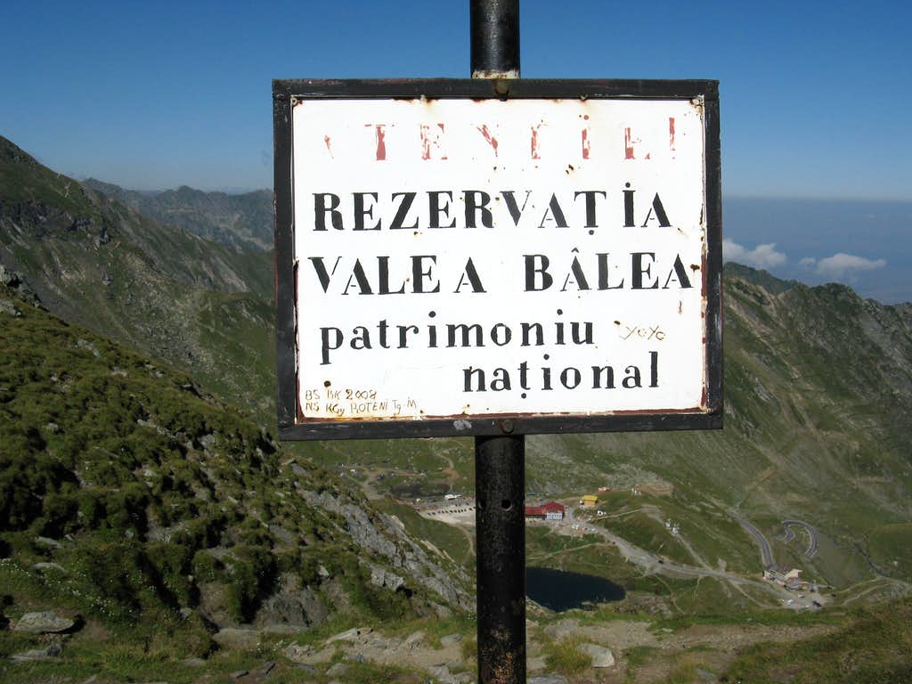 Balea Reservation
