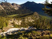 North Ridge, Peak 8428