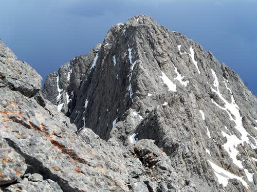 Sacagawea Peak, ID