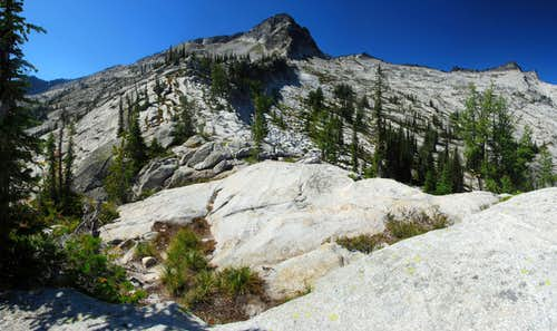 Ridge to Blodgett Mountain