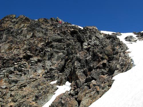 Buckner Summit Scramble