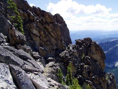 Bare Peak Ridge