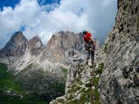 Revisiting The Dolomites