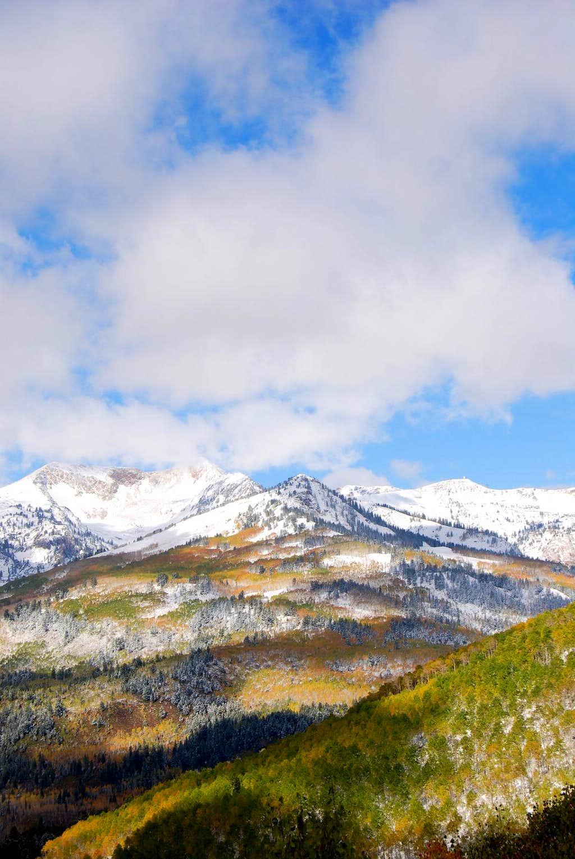 Mary Ellen Gulch & Mineral Basin