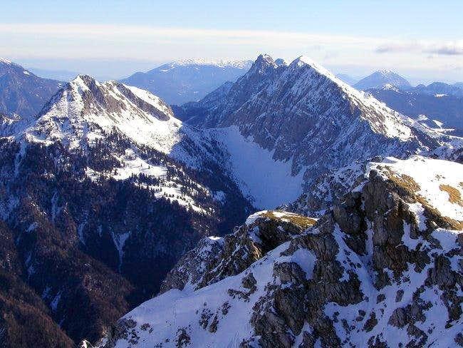 Kosuta ridge from...