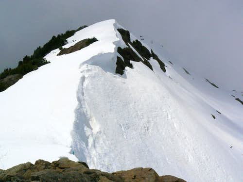 Adder Mountain Summit Ridge