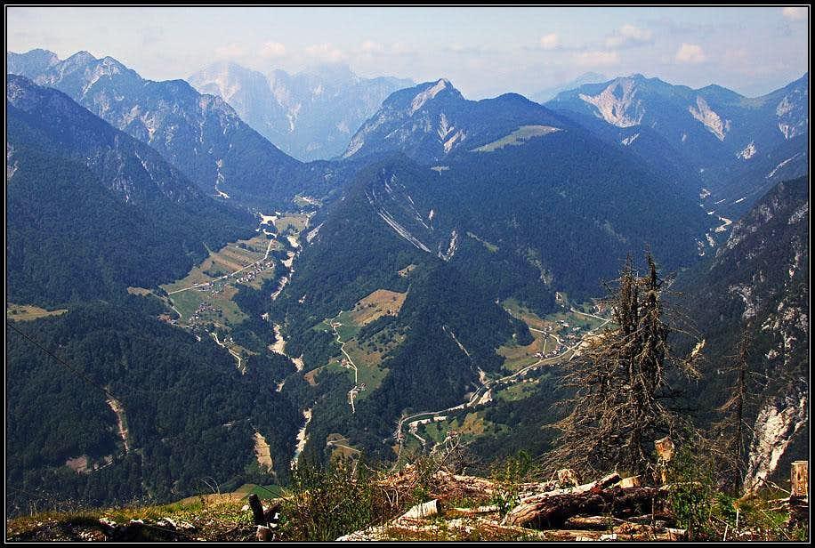 Monte Brizzia views