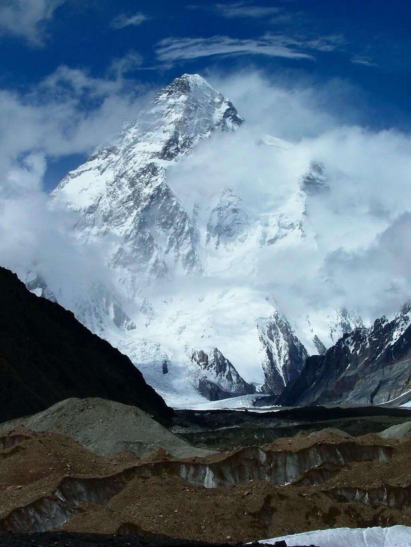 K2 (8611m)