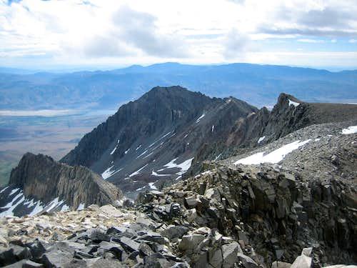Mt. Tinemaha
