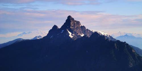 Baker, Whitechuck And Shuksan