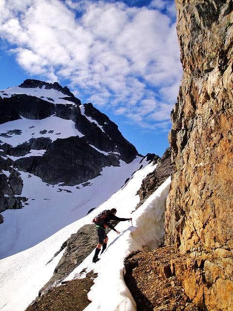Ascending Ridge