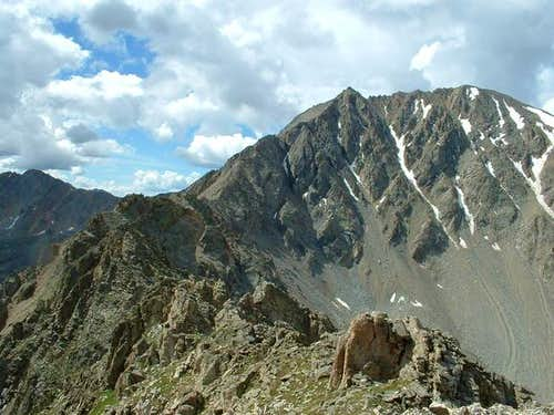 Ellingwood Ridge to La Plata Peak: Sensational!