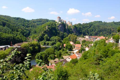 Town of Vranov nad Dyjí