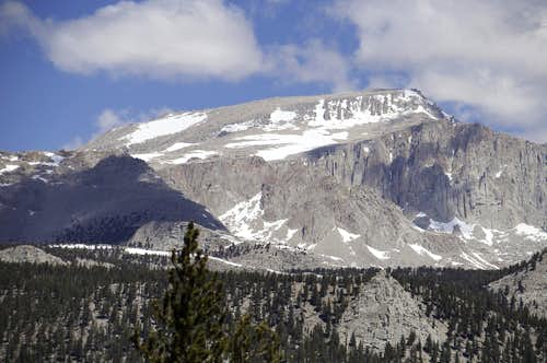 Mount Langely