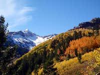 Mineral Basin Fall